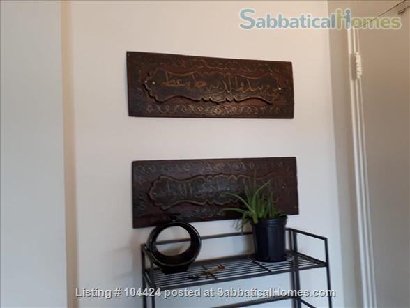 Fully furnished beautiful one-bedroom in heart of Washington DC- Kalorama/Dupont Home Rental in Washington, District of Columbia, United States 2