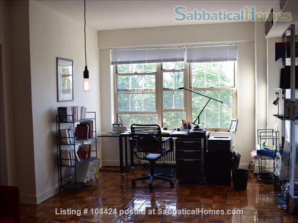 Fully furnished beautiful one-bedroom in heart of Washington DC- Kalorama/Dupont Home Rental in Washington, District of Columbia, United States 5