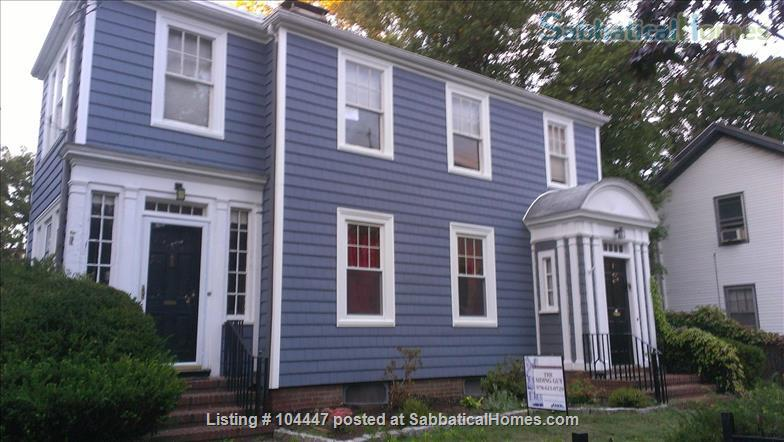 Spacious Two Bedroom, 6-room  Apartment, Steps to Davis Sq and T Home Rental in Cambridge, Massachusetts, United States 1