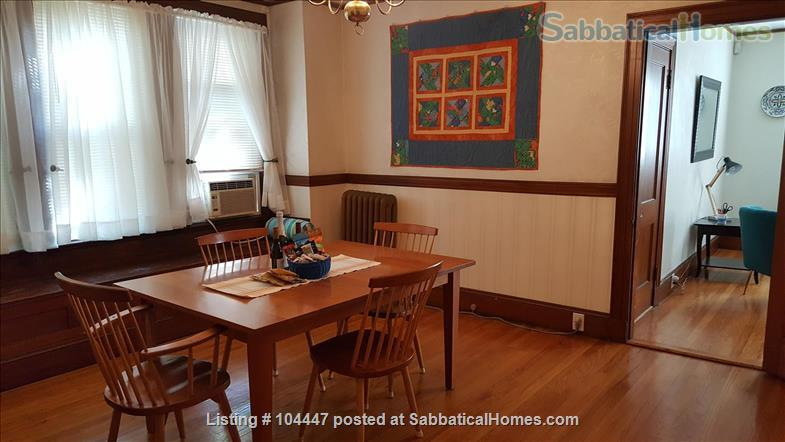 Spacious Two Bedroom, 6-room  Apartment, Steps to Davis Sq and T Home Rental in Cambridge, Massachusetts, United States 4