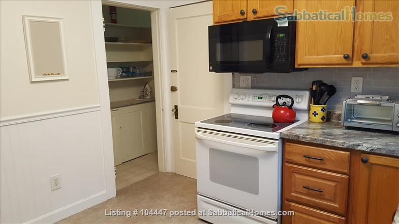 Spacious Two Bedroom, 6-room  Apartment, Steps to Davis Sq and T Home Rental in Cambridge, Massachusetts, United States 6