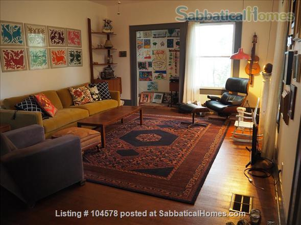 3 Bedroom 1920s Charming House 15 Minute Walk to Campus Home Rental in Austin, Texas, United States 2