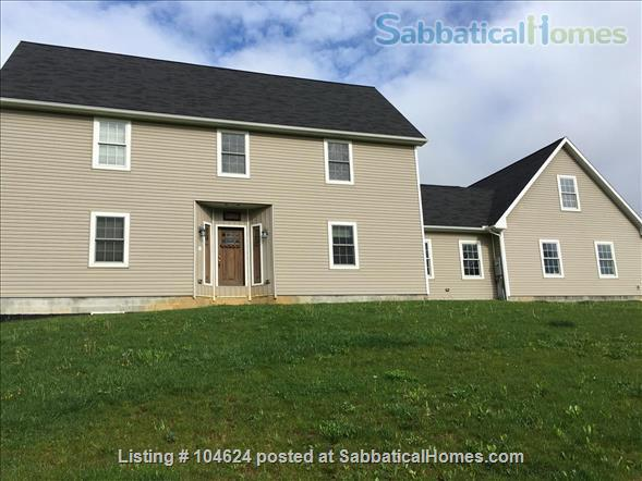 Lovely country setting large 4/5 bedroom home Home Rental in Port Matilda, Pennsylvania, United States 0