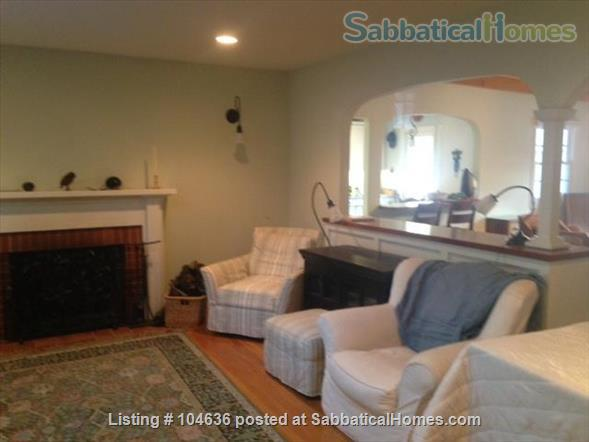 Light-filled and tranquil two-bedroom, two-bath home 3 miles from Stanford University, Palo Alto, CA Home Rental in Palo Alto, California, United States 3