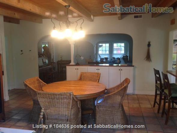 Light-filled and tranquil two-bedroom, two-bath home 3 miles from Stanford University, Palo Alto, CA Home Rental in Palo Alto, California, United States 4