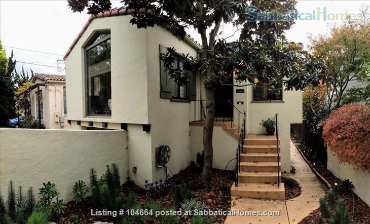 3 Bdr Berkeley for European city in 2021 Home Exchange in Berkeley, California, United States 1