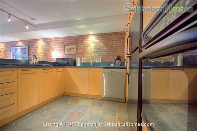Peaceful, light filled, furnished apartment in Old Montreal Home Rental in Montreal, Quebec, Canada 2