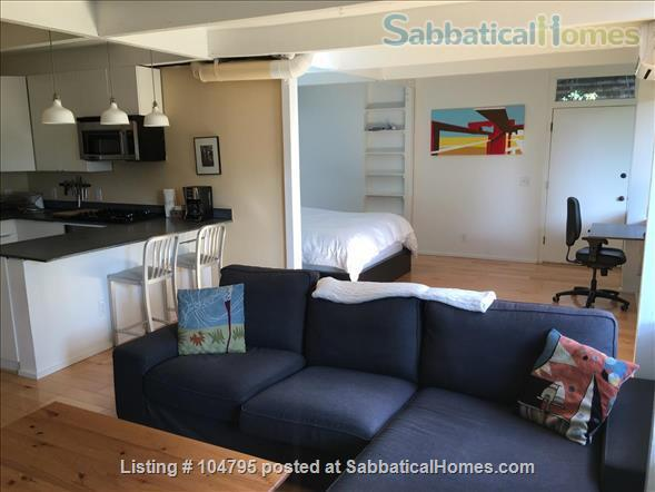 In-law unit in mid-mod house in the Claremont hills  Home Rental in Berkeley, California, United States 0