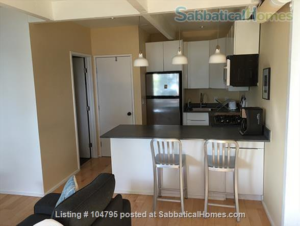 In-law unit in mid-mod house in the Claremont hills  Home Rental in Berkeley, California, United States 2