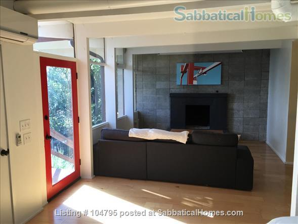 In-law unit in mid-mod house in the Claremont hills  Home Rental in Berkeley, California, United States 3