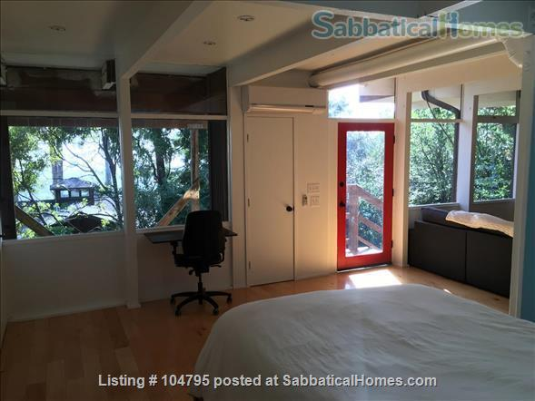 In-law unit in mid-mod house in the Claremont hills  Home Rental in Berkeley, California, United States 5