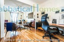 Classic, sunny furnished Mile-End apartment Home Rental in Montreal, Quebec, Canada 3