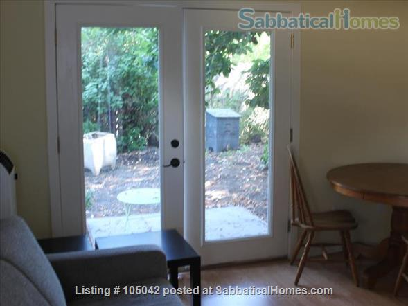 Small studio with sleeping loft-month to month or more Home Rental in Petaluma, California, United States 0