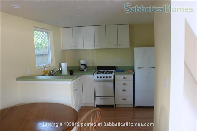 Small studio with sleeping loft-month to month or more Home Rental in Petaluma, California, United States 2