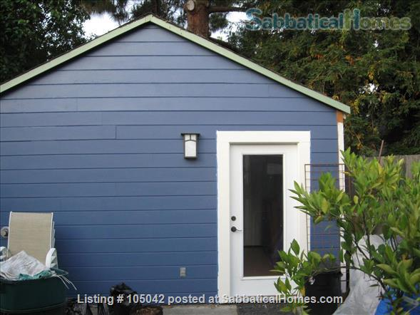 Small studio with sleeping loft-month to month or more Home Rental in Petaluma, California, United States 4