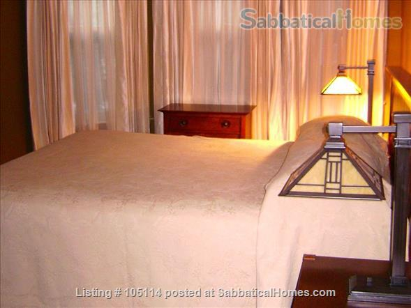 Fully furnished 1BR in Harvard Square with off-street parking space Home Rental in Cambridge, Massachusetts, United States 2