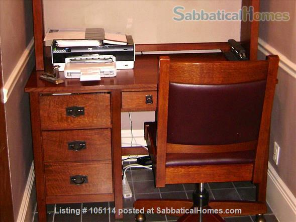 Fully furnished 1BR in Harvard Square with off-street parking space Home Rental in Cambridge, Massachusetts, United States 6