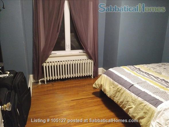 Furnished home with a beautiful park across the street Home Rental in Toronto 6