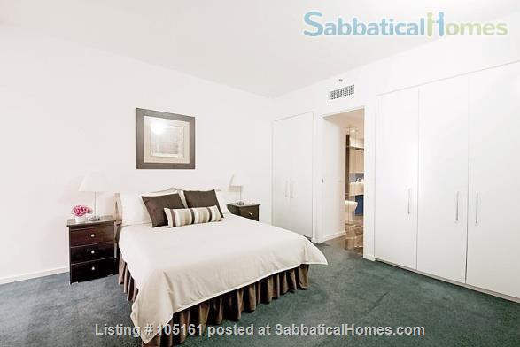 Fully furnished 2BR apartment in Melbourne - walk to university / hospitals Home Rental in Parkville, Victoria, Australia 2