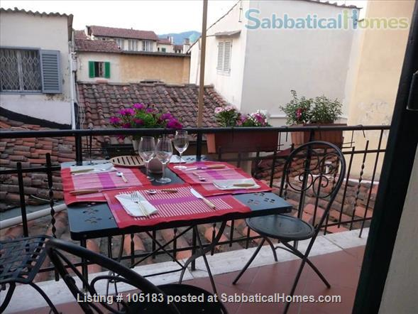 TERRACE OVER FLORENCE Home Rental in Florence, Toscana, Italy 1