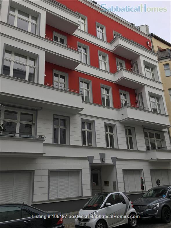 ALL INCLUSIVE (heating, electricity, internet), VERY CENTRAL, SUPER QUIET Home Rental in Berlin, Berlin, Germany 1