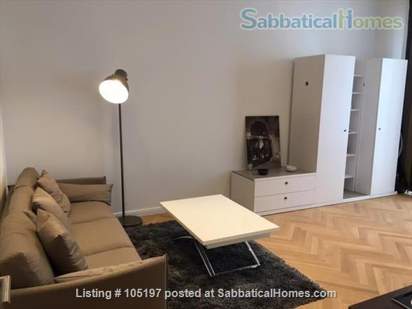 ALL INCLUSIVE (heating, electricity, internet), VERY CENTRAL, SUPER QUIET Home Rental in Berlin, Berlin, Germany 6