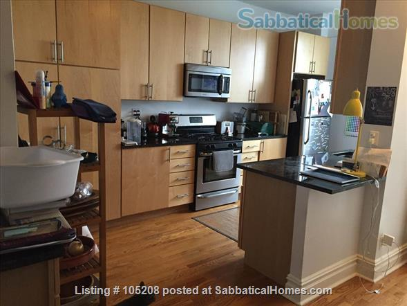 Sunny 3 bedroom apartment across the street from Columbia/Barnard Home Rental in New York, New York, United States 1