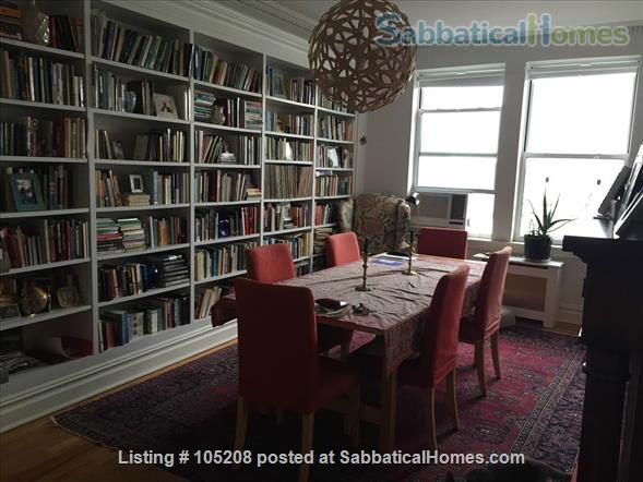 Sunny 3 bedroom apartment across the street from Columbia/Barnard Home Rental in New York, New York, United States 0