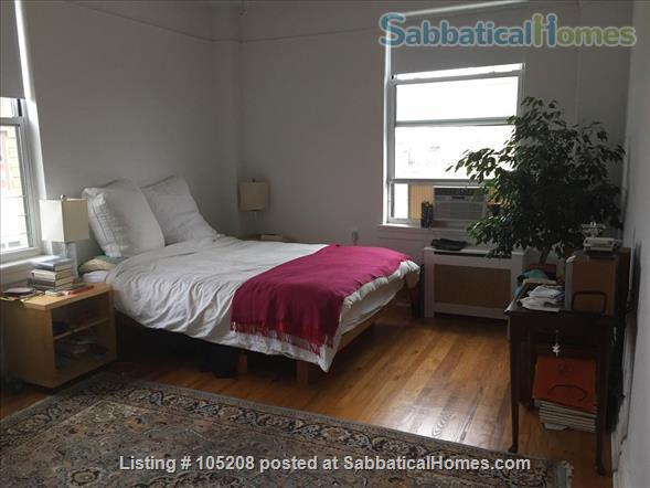 Sunny 3 bedroom apartment across the street from Columbia/Barnard Home Rental in New York, New York, United States 3