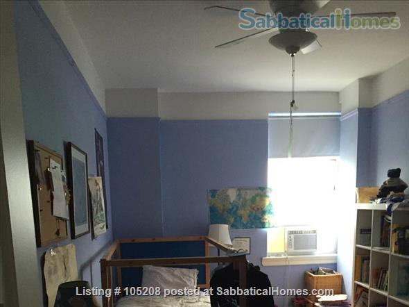 Sunny 3 bedroom apartment across the street from Columbia/Barnard Home Rental in New York, New York, United States 5