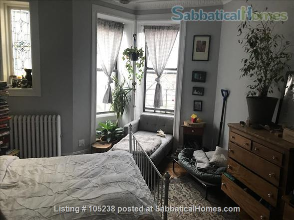 Family-friendly 2BR in leafy Park Slope Brooklyn Home Rental in Park Slope, New York, United States 1