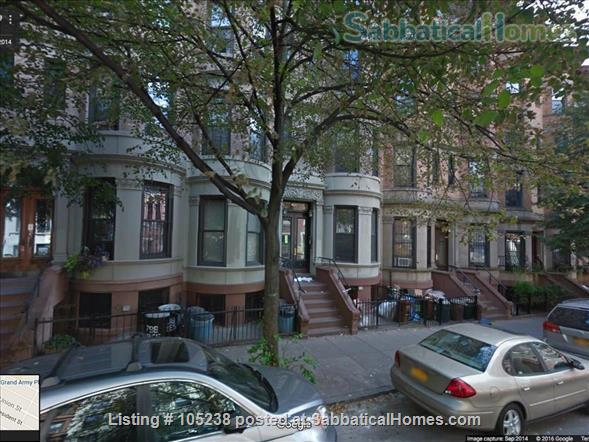 Family-friendly 2BR in leafy Park Slope Brooklyn Home Rental in Park Slope, New York, United States 0