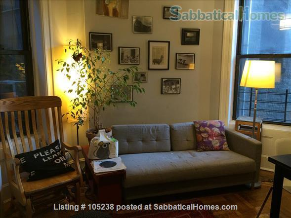 Family-friendly 2BR in leafy Park Slope Brooklyn Home Rental in Park Slope, New York, United States 2