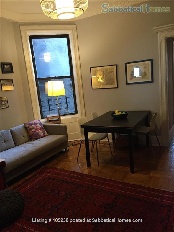 Family-friendly 2BR in leafy Park Slope Brooklyn Home Rental in Park Slope, New York, United States 7