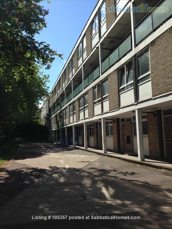 Lovely one bedroom flat in South London (Zone 2) Home Rental in Greater London, England, United Kingdom 9