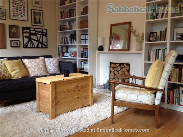 Lovely one bedroom flat in South London (Zone 2) Home Rental in Greater London, England, United Kingdom 1