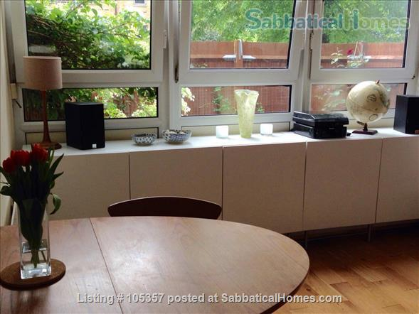 Lovely one bedroom flat in South London (Zone 2) Home Rental in Greater London, England, United Kingdom 2