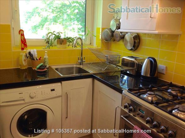 Lovely one bedroom flat in South London (Zone 2) Home Rental in Greater London, England, United Kingdom 3
