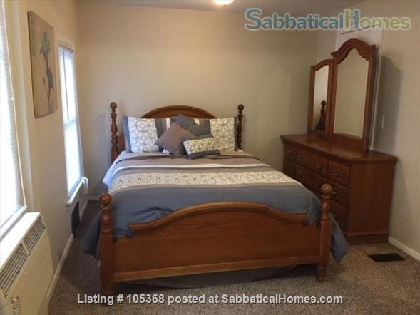 Clean & Comfy 1 or 2 BR apts close to Notre Dame Home Rental in South Bend, Indiana, United States 1