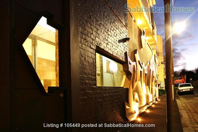 The Hive Graffiti Apartment Home Rental in Carlton, VIC, Australia 0