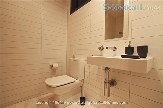The Hive Graffiti Apartment Home Rental in Carlton, VIC, Australia 5