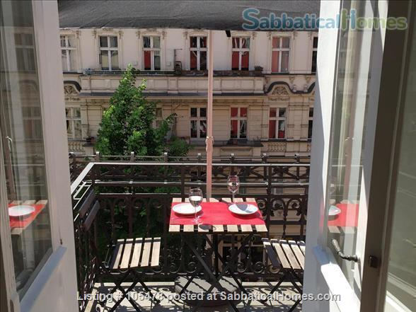 SPACIOUS MODERN STYLE  CONDO - PRIME AREA IN SCHÖNEBERG Home Rental in Berlin, Berlin, Germany 0