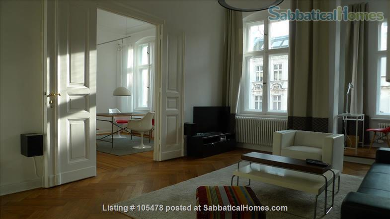 SPACIOUS MODERN STYLE  CONDO - PRIME AREA IN SCHÖNEBERG Home Rental in Berlin, Berlin, Germany 2