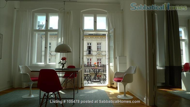 SPACIOUS MODERN STYLE  CONDO - PRIME AREA IN SCHÖNEBERG Home Rental in Berlin, Berlin, Germany 3
