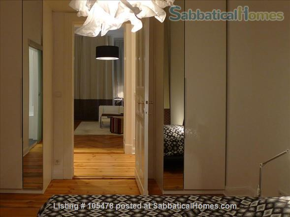 SPACIOUS MODERN STYLE  CONDO - PRIME AREA IN SCHÖNEBERG Home Rental in Berlin, Berlin, Germany 5