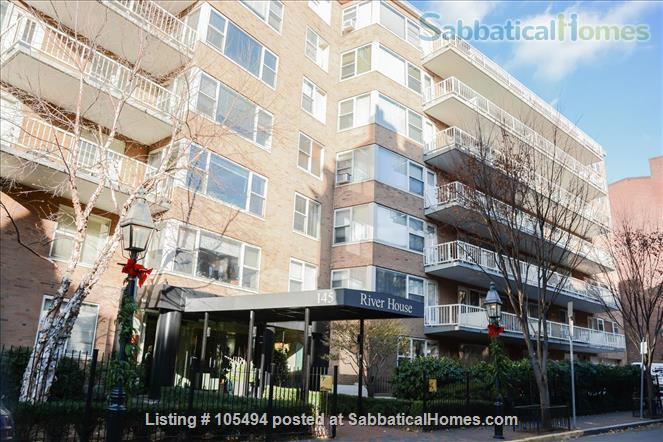 Elegant 1-bed  in the heart of Beacon Hill Home Rental in Boston, Massachusetts, United States 9