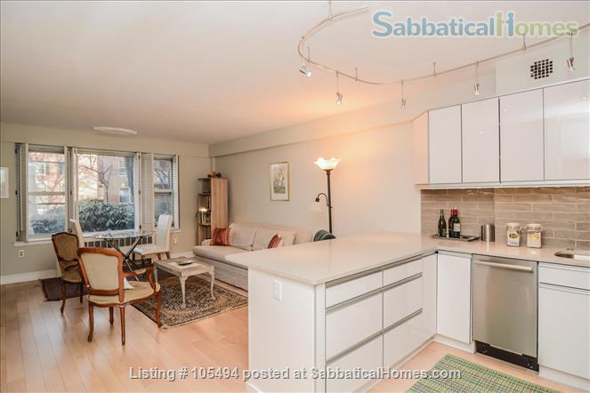 Elegant 1-bed  in the heart of Beacon Hill Home Rental in Boston, Massachusetts, United States 1