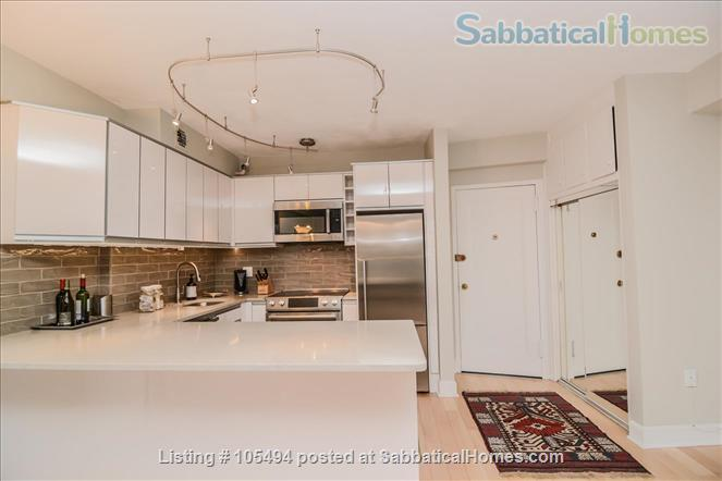 Elegant 1-bed  in the heart of Beacon Hill Home Rental in Boston, Massachusetts, United States 0