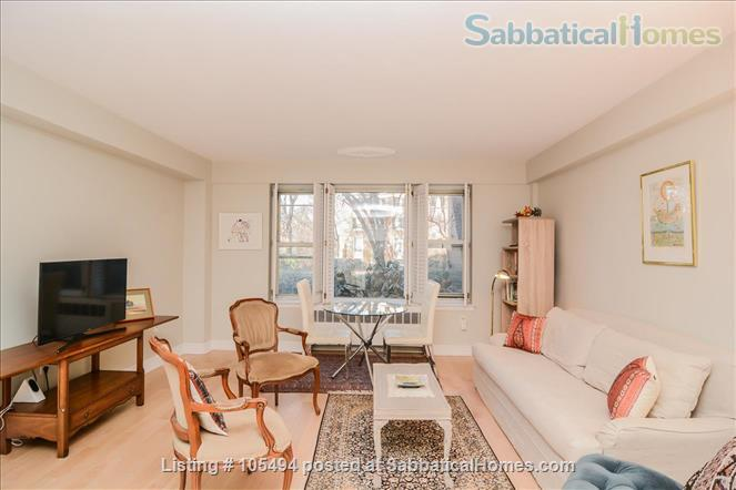 Elegant 1-bed  in the heart of Beacon Hill Home Rental in Boston, Massachusetts, United States 3