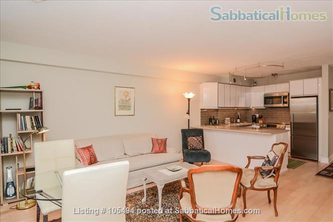 Elegant 1-bed  in the heart of Beacon Hill Home Rental in Boston, Massachusetts, United States 4